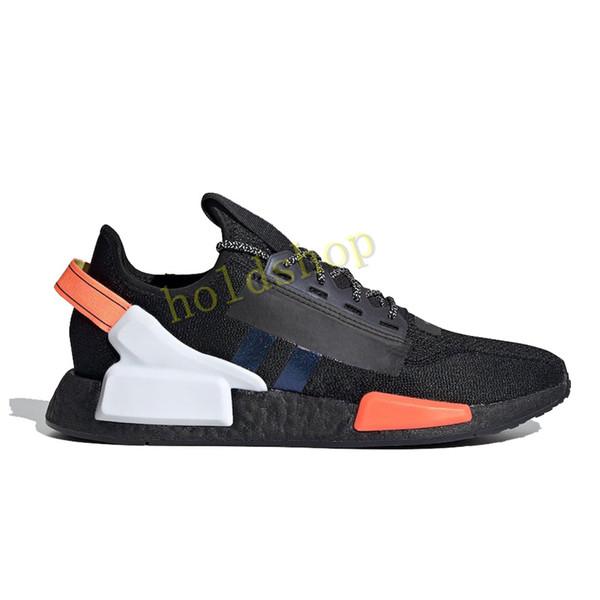 31 negro negro azul naranja