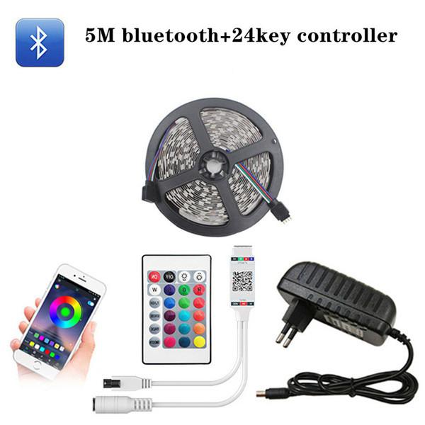 5m Bluetooth + controlador 24key