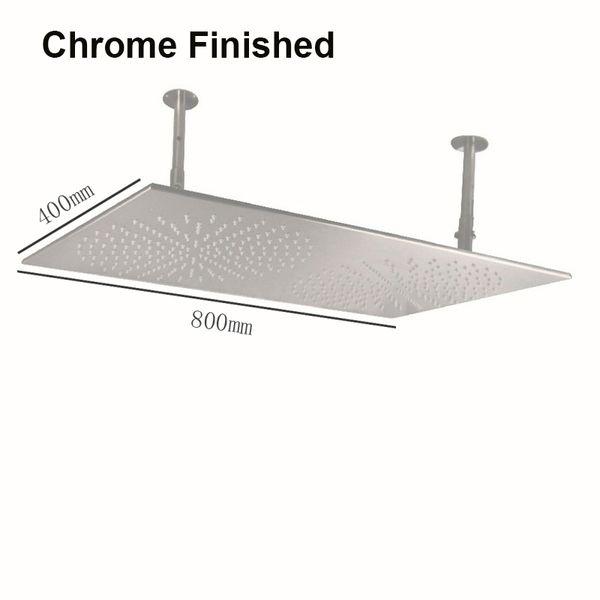 400 * 800mm Chrome fertig