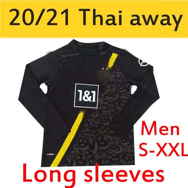 9 Away Long sleeves