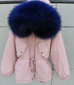 Pink And Brown Fur
