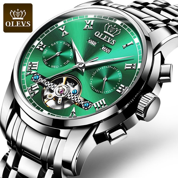 Green2 superior de la marca