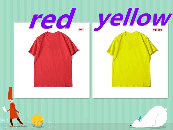 18 vermelho + amarelo
