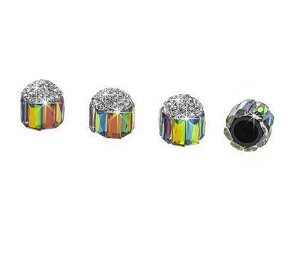 Colorful rhinestones