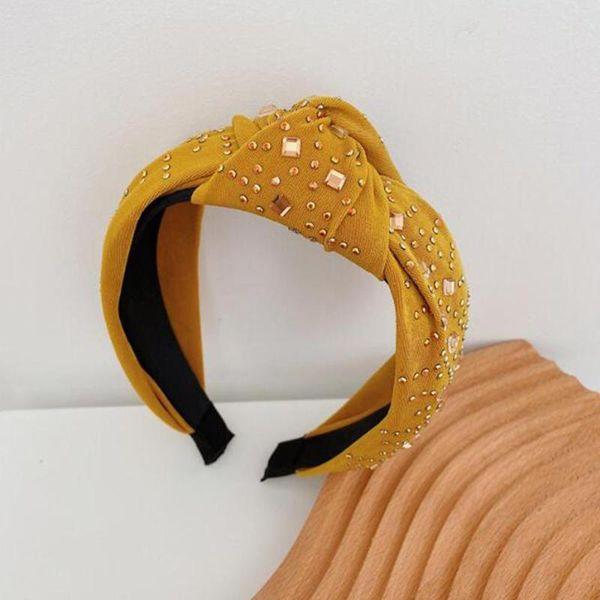 sarı hairband