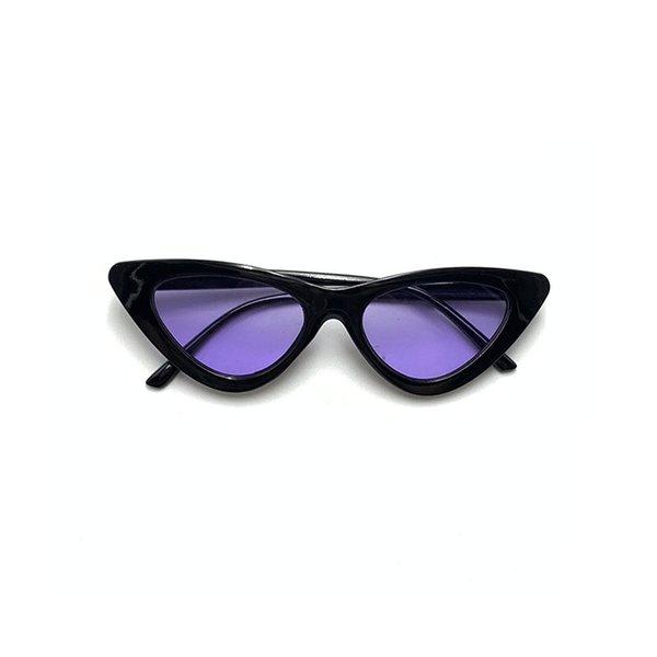 Black Frame Purple Tablets