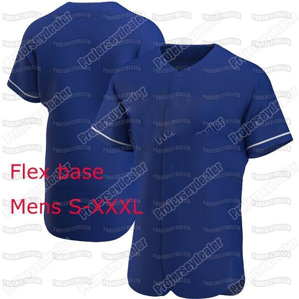 Blue Flex Base Mens S-XXXL