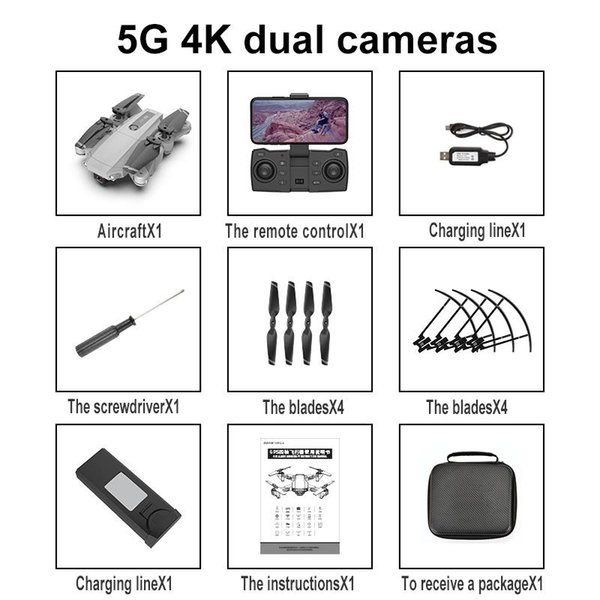 Grau 5g 4k Dualcam China