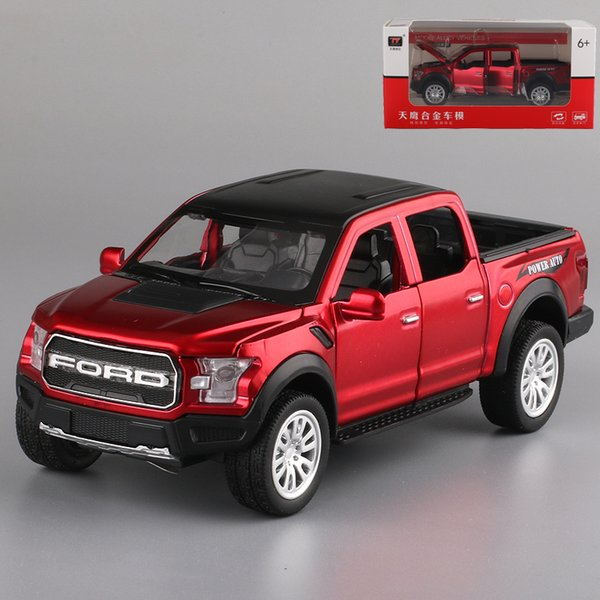 Ford F150 Box Frosted Red