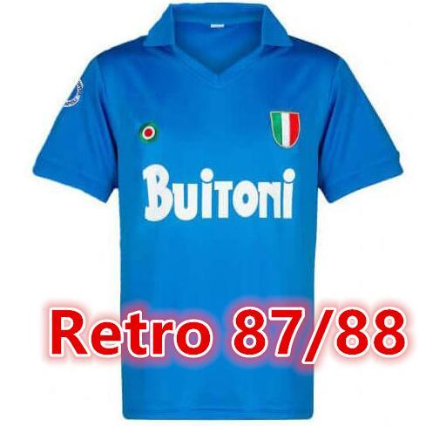 87/88 Napoli home