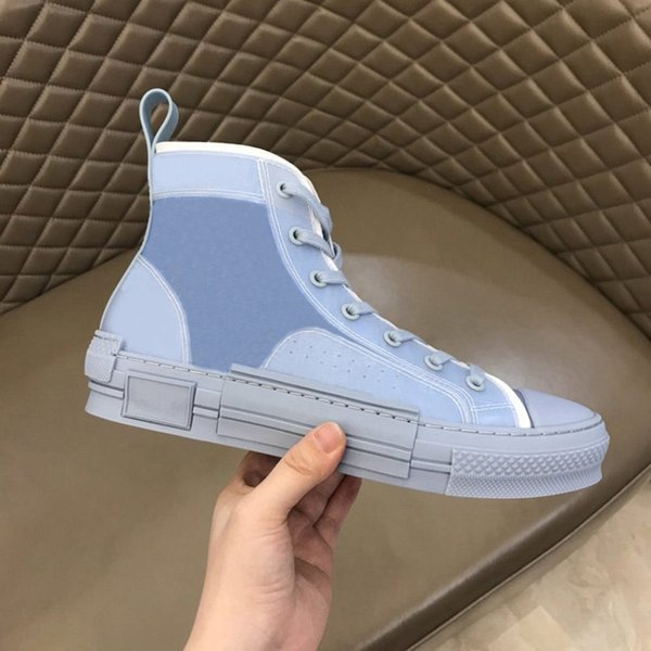 7 Luce blu striscia