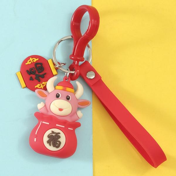 Пряжка лампочки Lucky Cow Pin # 35002