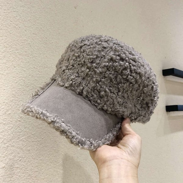 Cashmere / Grey- (55-59cm) ajustable