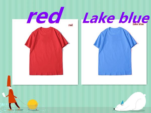 17 rosso + lago blu