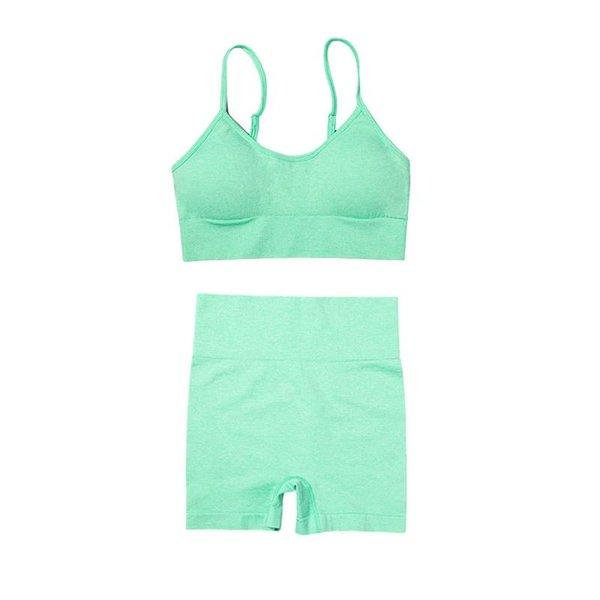 Короткий зеленый набор