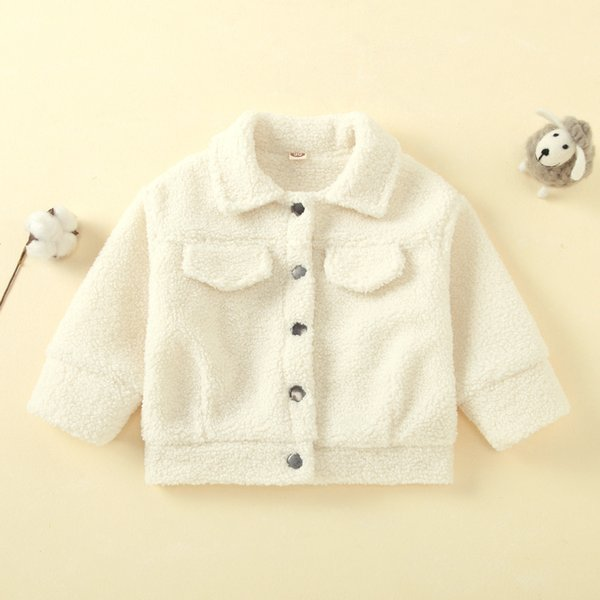 top popular Long-sleeved Coat Pocket for Girls In Autumn and Winter 2020 Q1123 2020