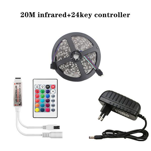 20m infravermelho + controlador 24key