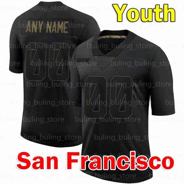 Personalizzato 2020 New Youth Jersey (49 r)