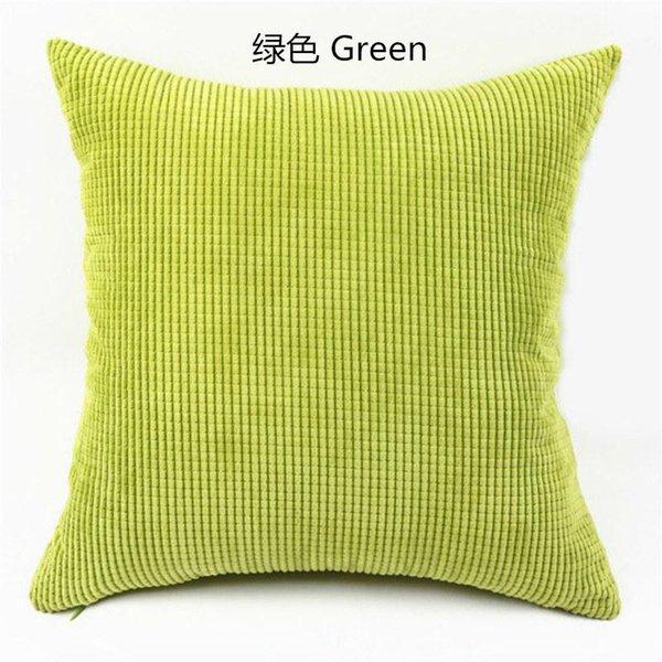 Small plaid Green