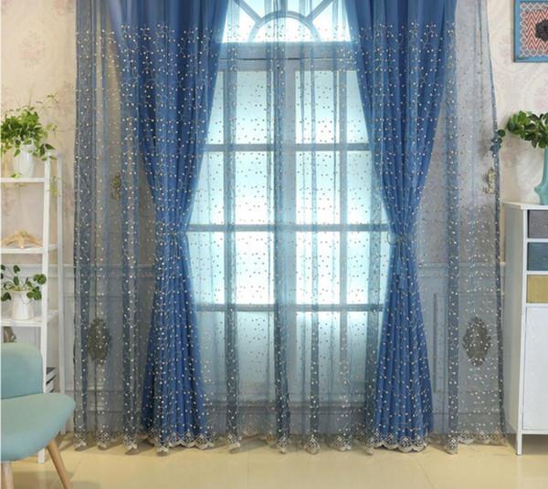 blue-Yarn + cloth