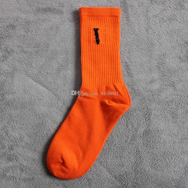 Orange + V