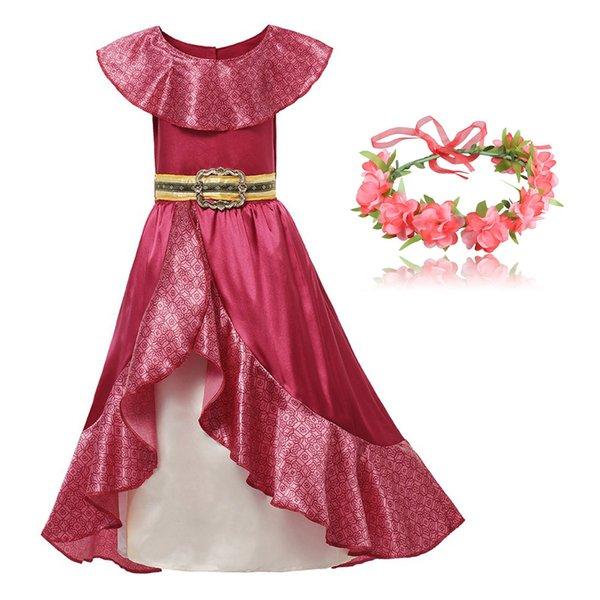 vestido de Garland