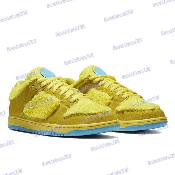 09. Ourson jaune
