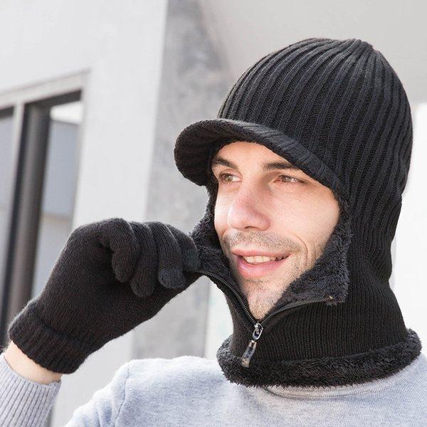 Tappo Gloves Black.