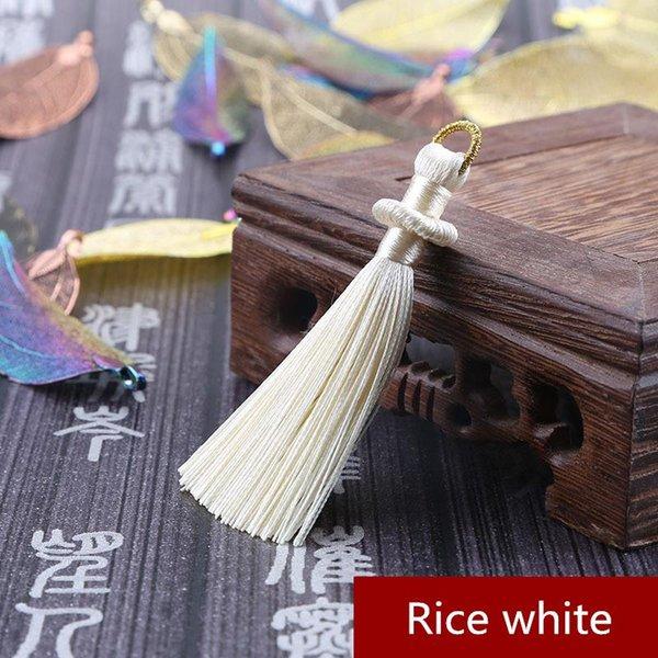Reisweiß.
