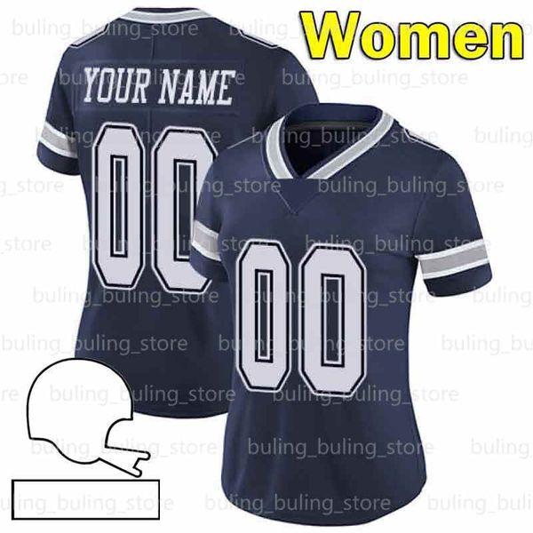 Jersey delle donne personalizzate (N Z) + patch