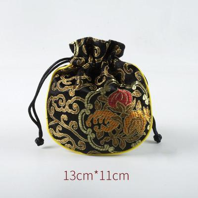 Black China 11x13cm.