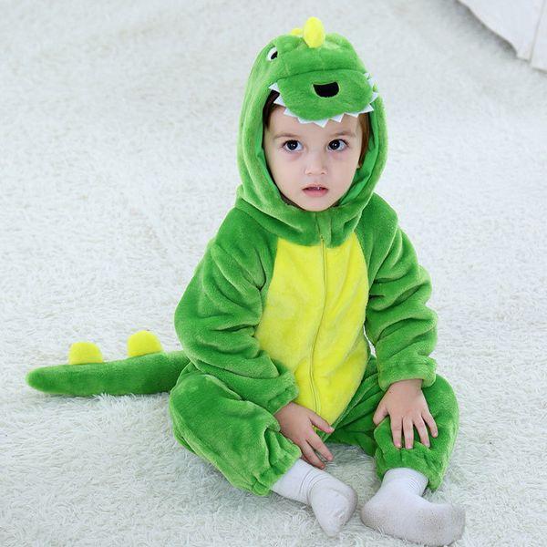 Grüner Dino.