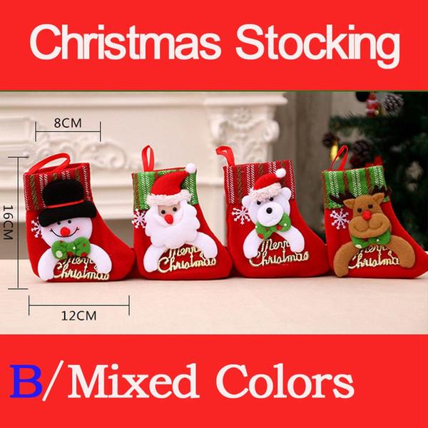 B / colores mixtos