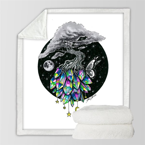Árbol de cristal