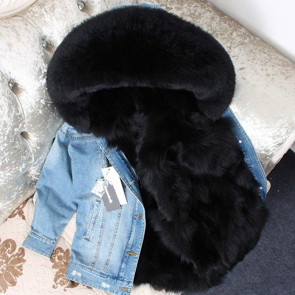K44 Fox Fur Liner