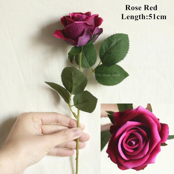 Rose Red.