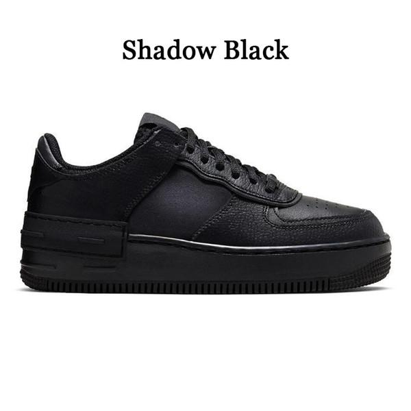 Schatten schwarz