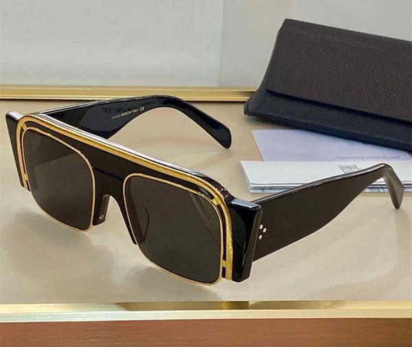 lente de ouro preto