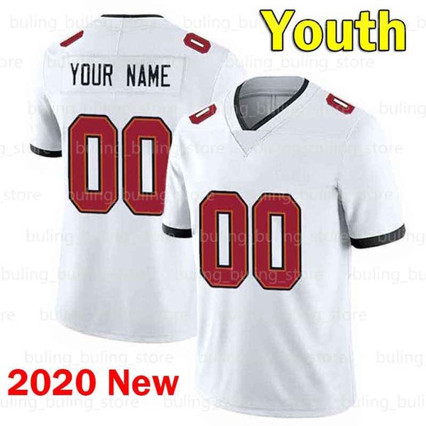 Personalizzato 2020 New Youth Jersey (h d)