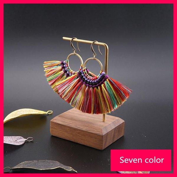 Sieben Farbe
