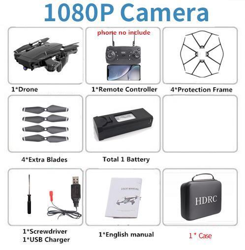 1080P com caso