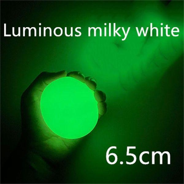 1pcs 6.5cm luminoso