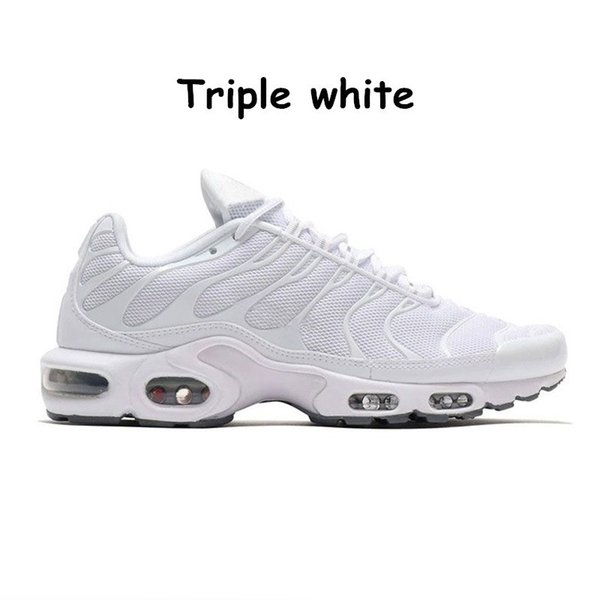 2 triple blanc 36-45