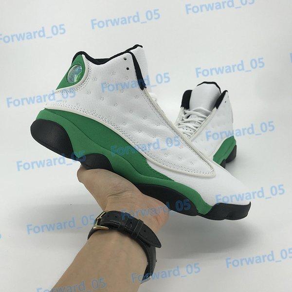 02. Lucky Green