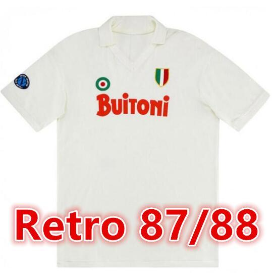 87/88 Napoli away