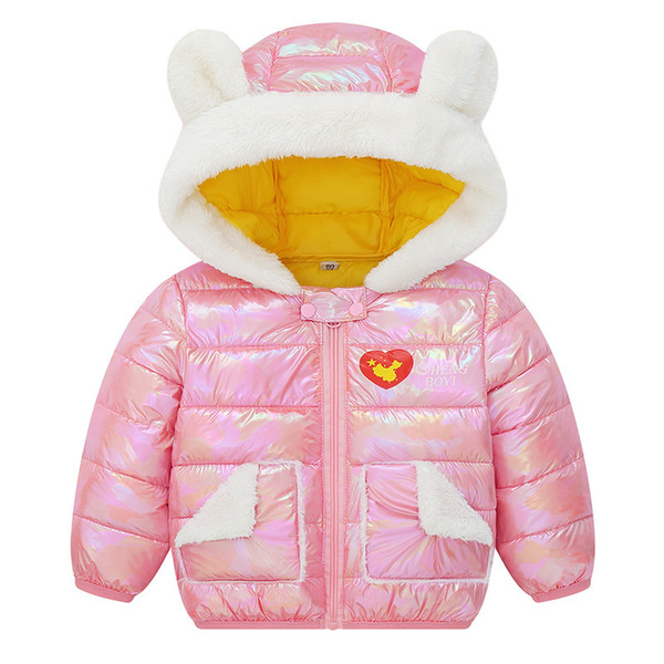 best selling Infant spring toddler Coat 2020  New born Autumn Winter Jacket For Baby Girl Kids Hooded mantle Warm Outerwear Boys Clothes Q1123