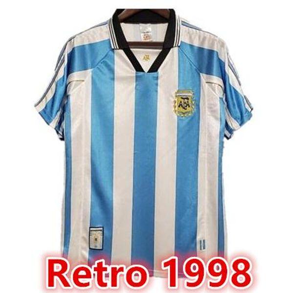 1998 Argentina em casa