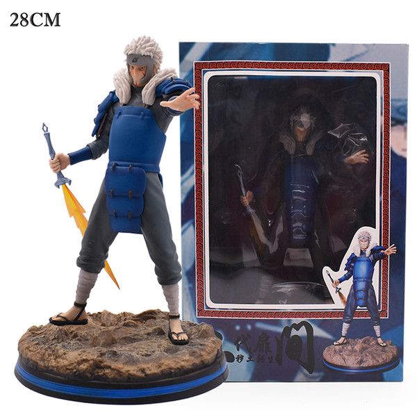 Sasuke com caixa