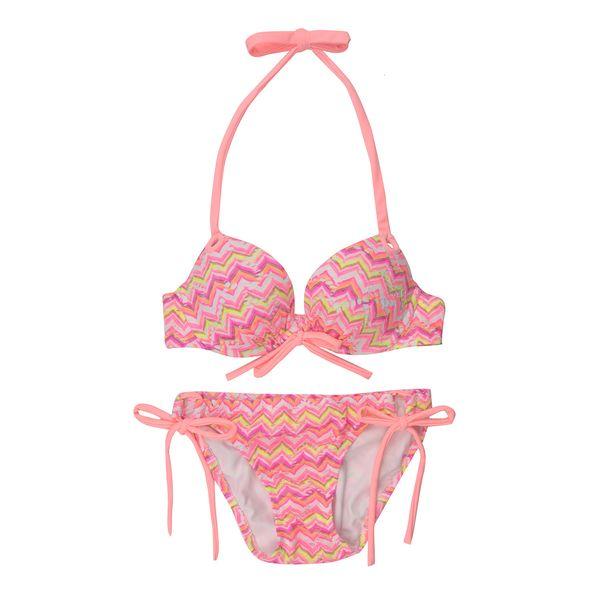 12 Pink Wave Net
