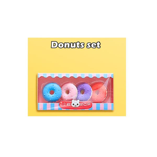 Donuts set(4pcs)